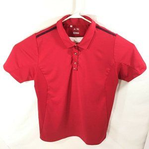 Adidas PureMotion Cool Max Mens Large Golf Polo
